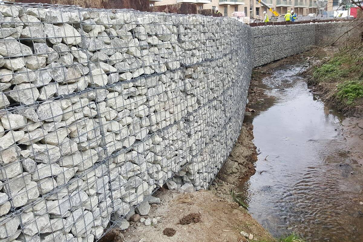 Gabion Wall Systems